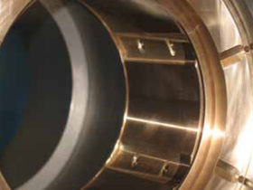 Zayon Torino: overhaul of hydrostatic and hydrodynamic spindles and electrospindles