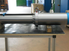 Electrospindle for Grinding