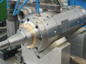 Hydrostatic Spindle for Grinding| cod: MI1009